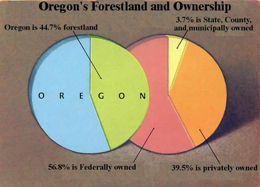 Oregon Forest Ownership