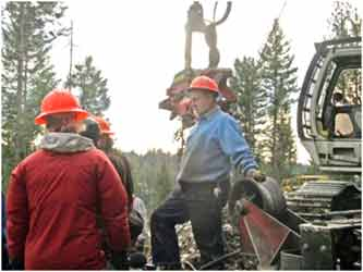 Association of Oregon Loggers: Two Loggers Consulting